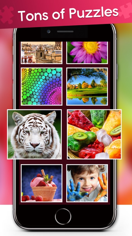 Jigsaw Puzzle ++ screenshot-3