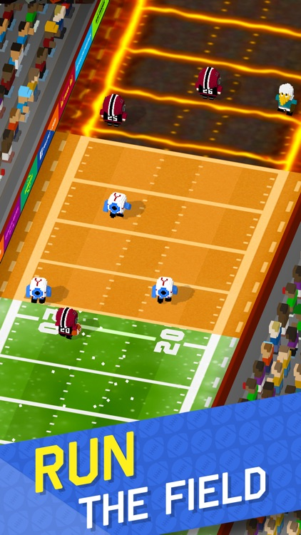 Blocky Football screenshot-2