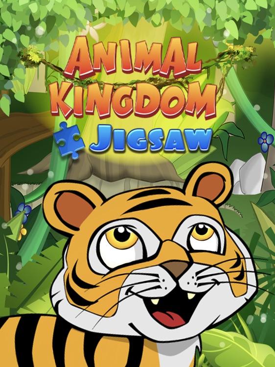 Animal Kingdom Puzzles