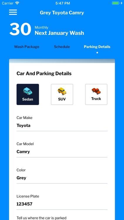 NuWash - Car Wash & Detailing screenshot-3