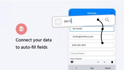 Array forms screenshot three