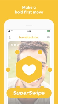 Bumble - Meet New People iphone images