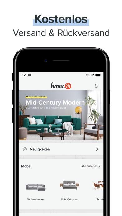 Herunterladen home24 - Möbel Online Shop für Pc
