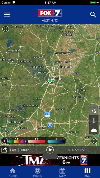 FOX 7 Austin: Weather screenshot-4