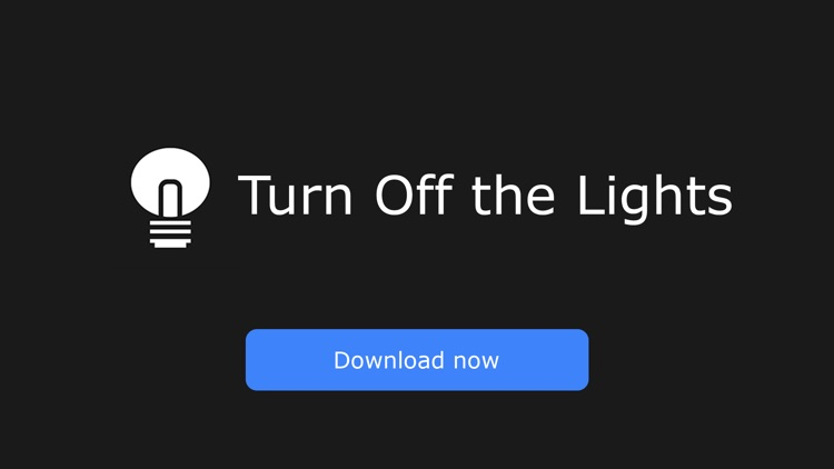 Turn Off the Lights for Mobile screenshot-5