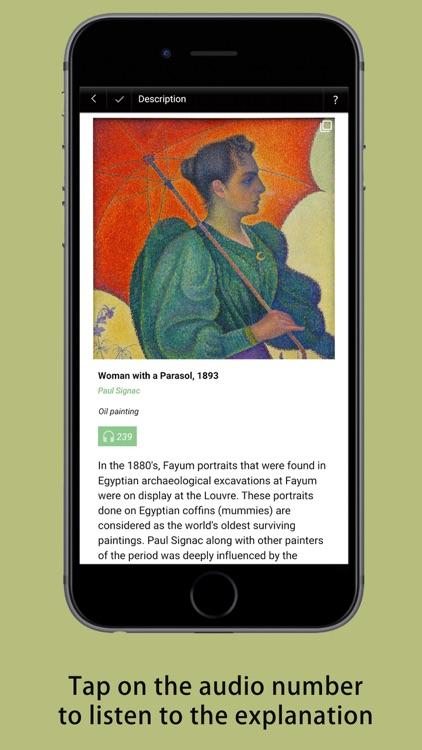 Orsay Museum Visitor's Guide screenshot-5