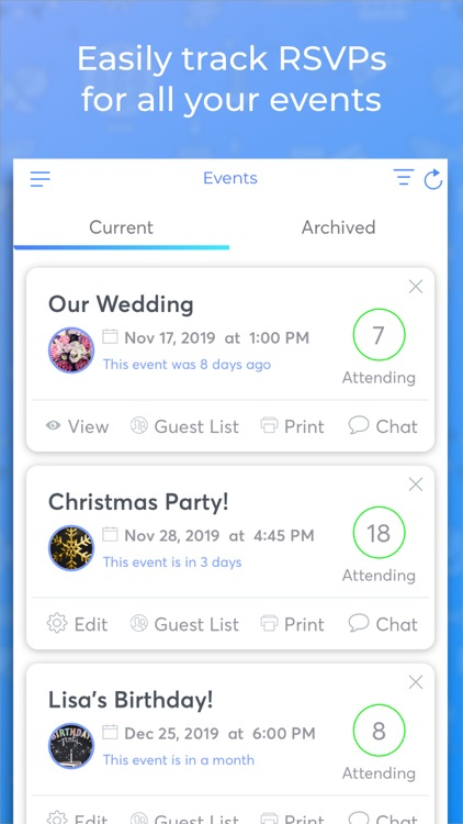 Invitation Maker by Invitd screenshot-3