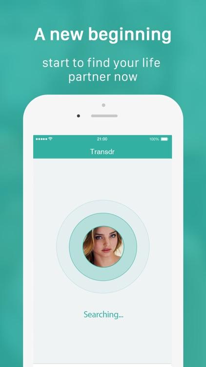 #1 Transgender Dating: Translr screenshot-3