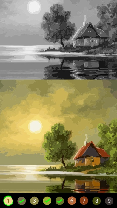 Download Oil Painting by Color Planet for Android