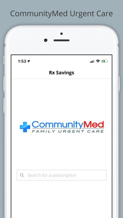 CommunityMed Urgent Care app image