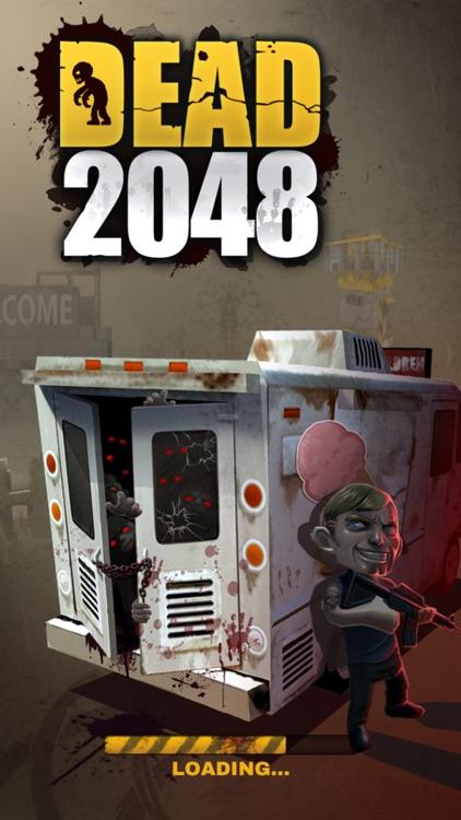 DEAD 2048 screenshot-7