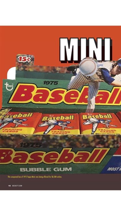 Beckett Baseball screenshot-3