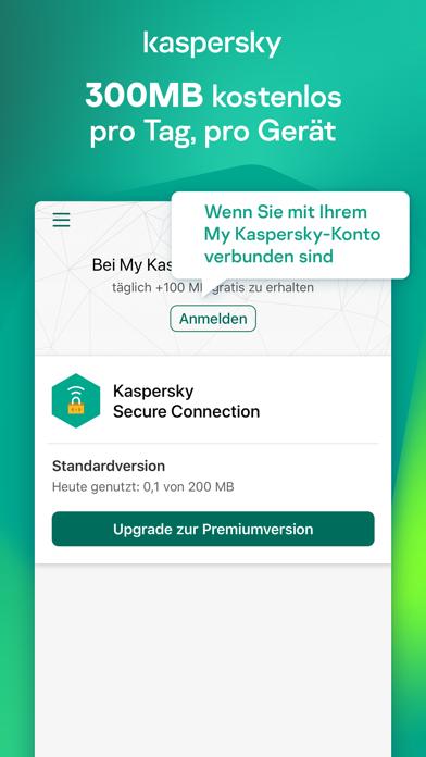 Herunterladen Secure VPN & Proxy - Kaspersky für Pc