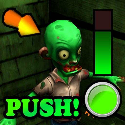 Push the Ragdoll Zombie