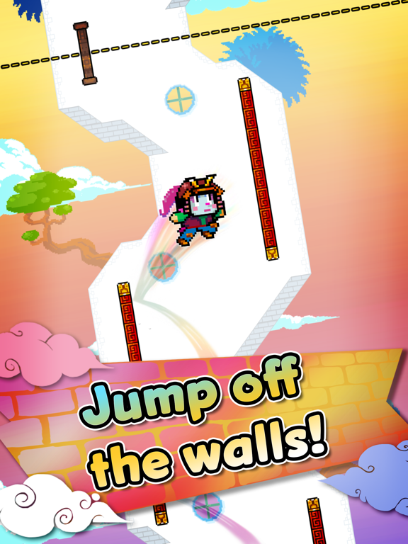 Wall Kickers screenshot