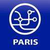 城市交通地图巴黎