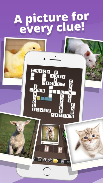 Picture Perfect Crossword