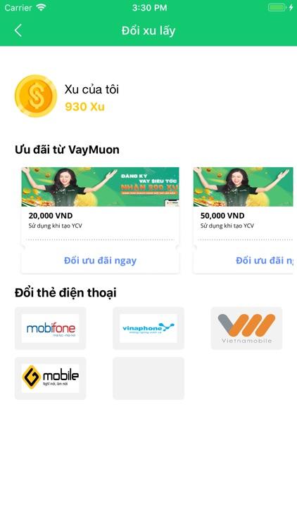 Vay Mượn-Vay tiền online nhanh screenshot-4