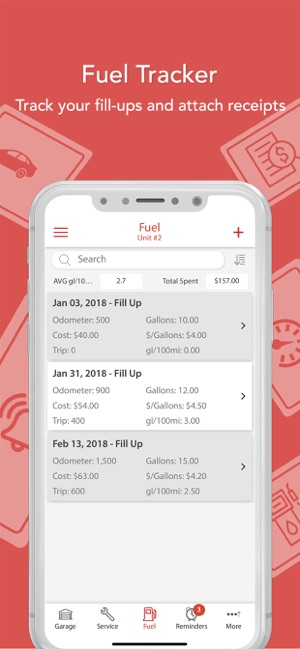 AUTOsist-Car/Fleet Maintenance on the App Store