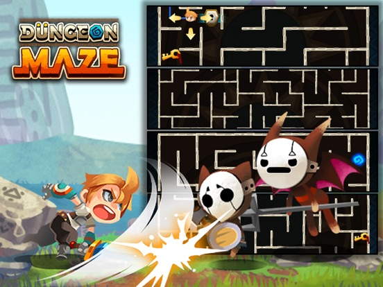 Dungeon Maze.io screenshot 11