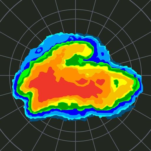 MyRadar NOAA Weather Radar icon