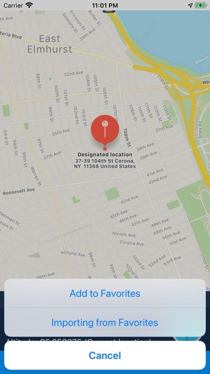 iLocation+: Here! screenshot-4