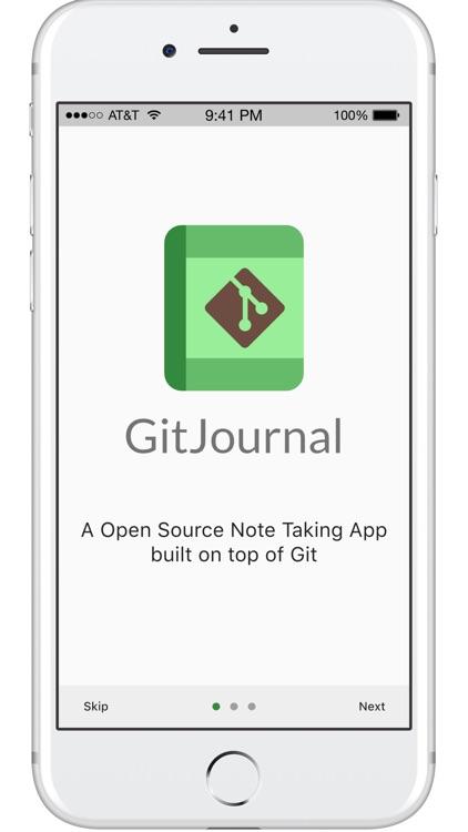 GitJournal