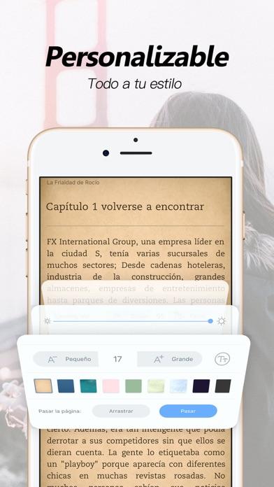 Manobook - Biblioteca portátil Screenshot