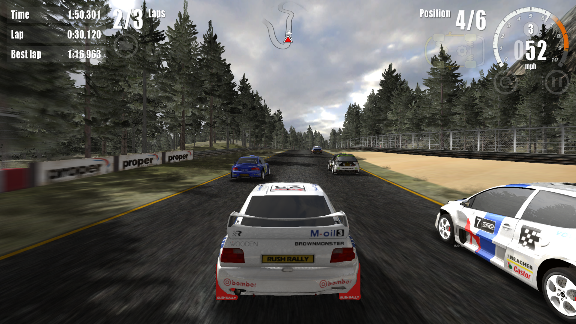 Rush Rally 3 screenshot 24