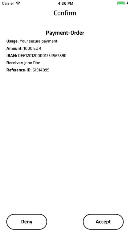 Berenberg Security App screenshot-3