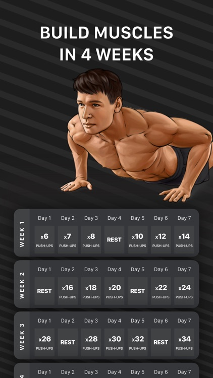 Muscle Booster Workout Tracker