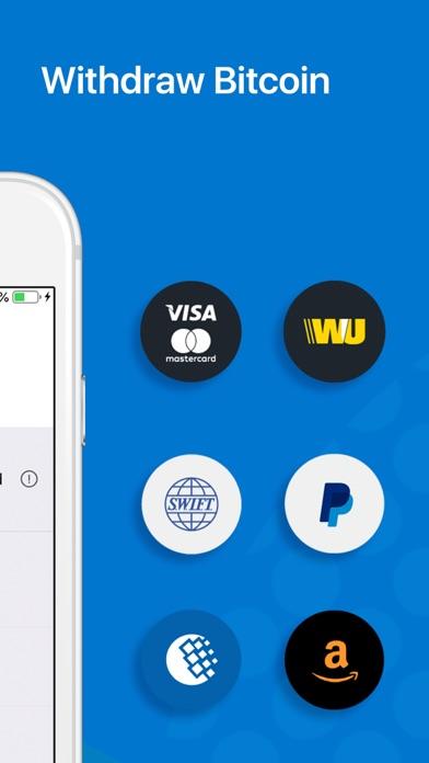 Totalcoin: Bitcoin wallet app-3