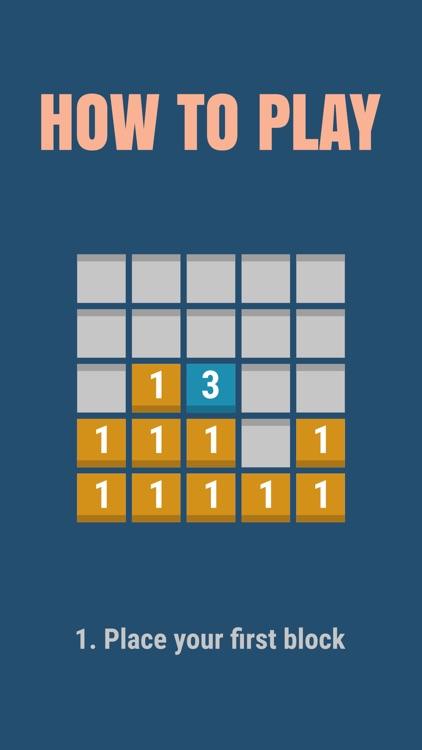 Vertical Divide: Number Puzzle screenshot-0