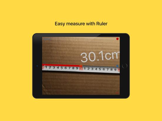 Screenshot #4 pour Ruler - règle