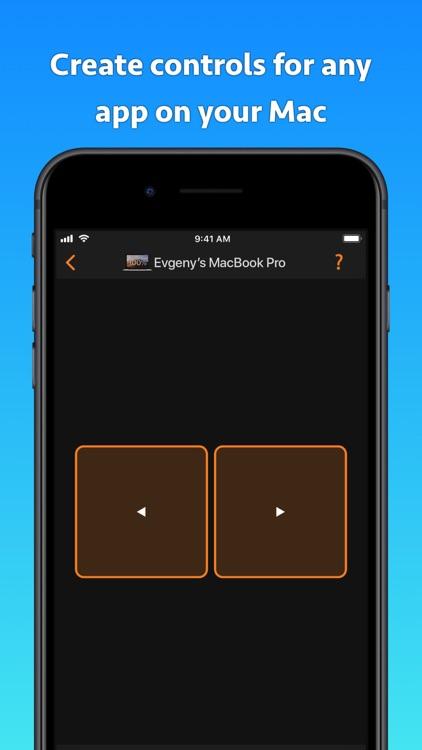 Remote NumPad & KeyPad for Mac screenshot-2