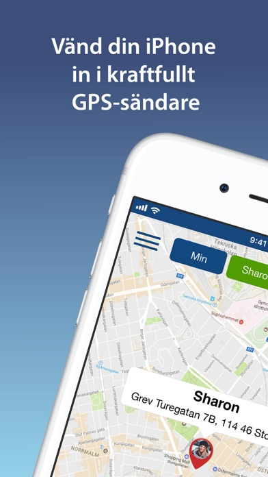 Screenshot for Spåra vilken telefon som helst in Sweden App Store
