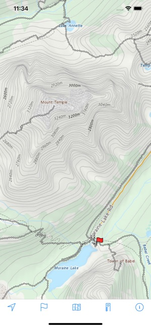 Topo Maps Canada on the App Store