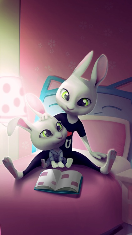 Bu the adorable baby Bunny screenshot-3