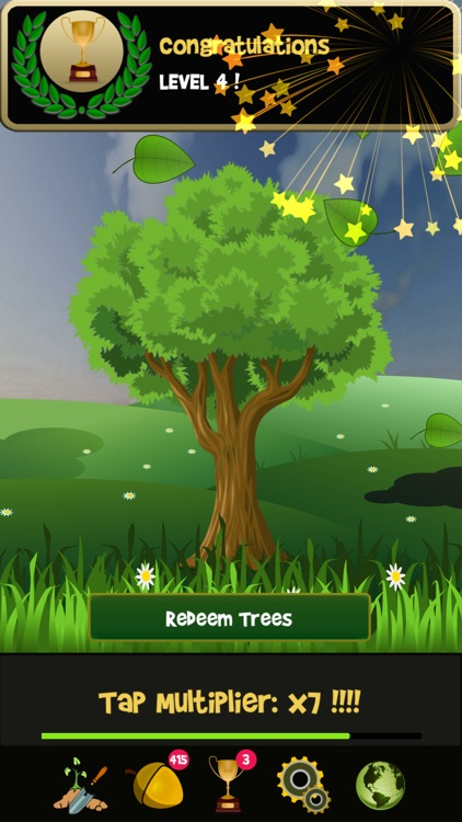 Tappy Tree - Idle Clicker Game