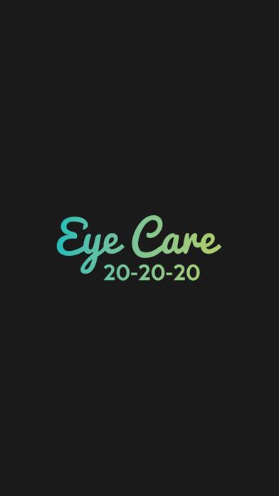 点击获取Eye Care 20 20 20