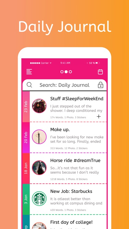 Journal X: My Daily Journaling