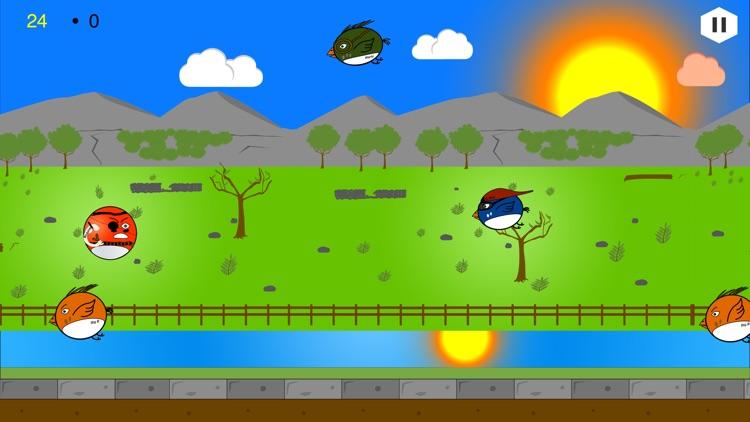 Angry Flappies screenshot-3