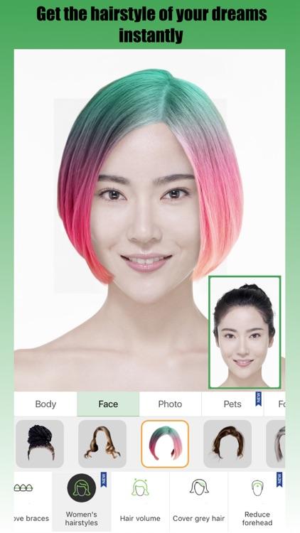 Retouch Me: Face & Body Editor screenshot-6