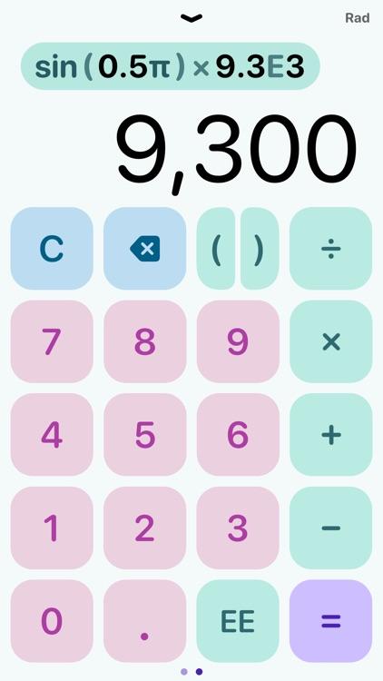 Haseba Calculator screenshot-3