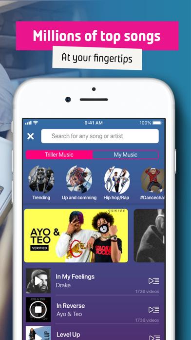 Triller: Social Video Platformのおすすめ画像3