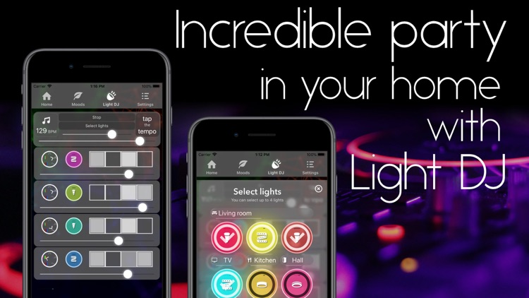 Experience for Philips Hue screenshot-3