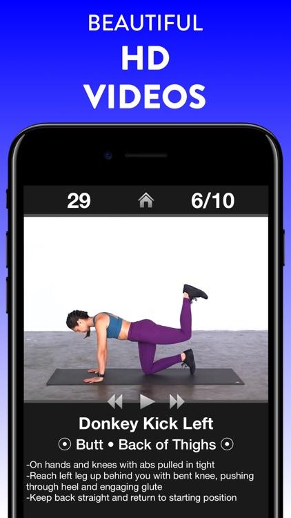 Daily Workouts screenshot-3