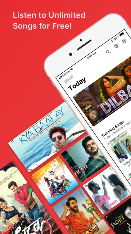 Gaana Music - Songs & Radio by Times Internet Limited