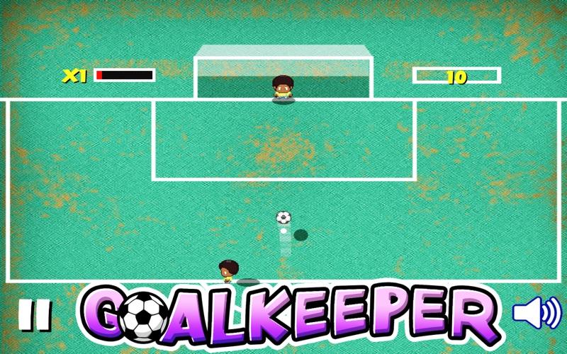 Mini Goalkeeper screenshot 4