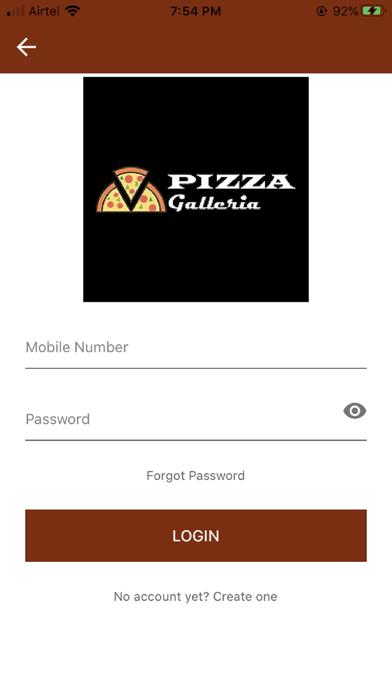 Pizza Galleria screenshot 3